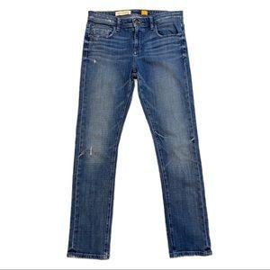 Anthropologie Pilcro Slim Fit Designer Denim Jeans